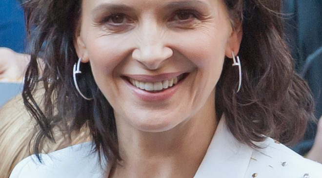 Juliette Binoche , Berlin 2015, Words and pictures