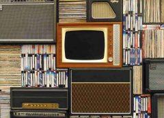 Retro οικιακές συσκευές & διακόσμηση