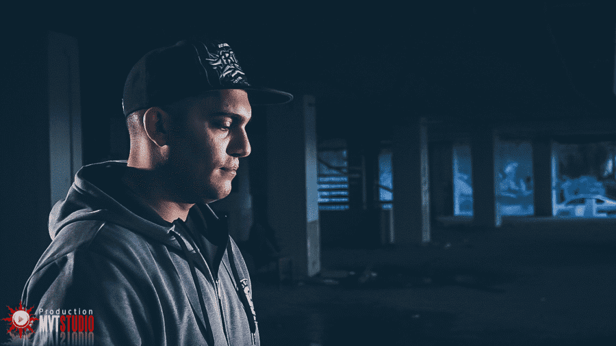 Γιώργος Γκίνης - scarface - hip hop - raper - συνεντευξη
