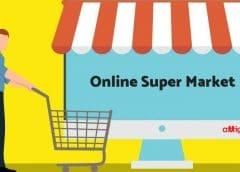 Super market online αγορές