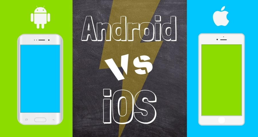 Android vs Apple - Android vs iOS