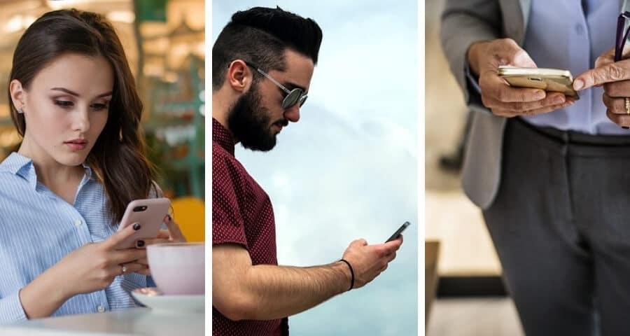 επιλογή κινητού με βάση την ηλικία και το φύλο - Αγορά κινητού με βάση την ηλικία - Αγορά κινητού με βάση το φύλο