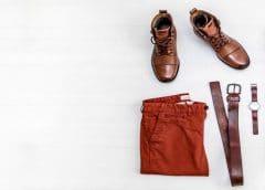 Ανδρικό ντύσιμο: Shirt – Παντελόνι – Παπούτσια