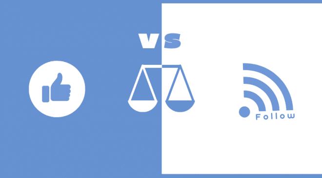 Like ή Follow στο Facebook; Πως να παρακάμψεις τον αλγόριθμο