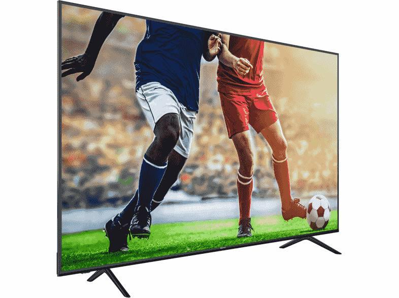 Οικονομική 4k tv 55 - HISENSE 55A7100F